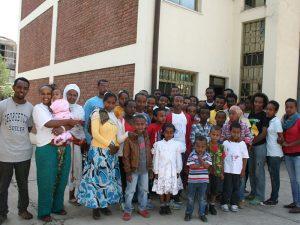 PEFAN center Etiopien