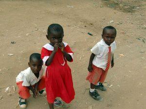 Skolbarn New Hope Childrens centre and Primary School Mombasa