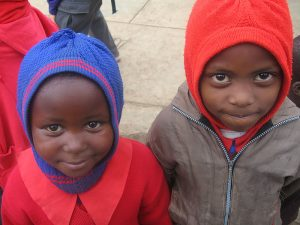 Barn i Kiotani