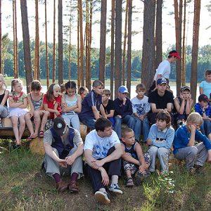 Läger i Lettland