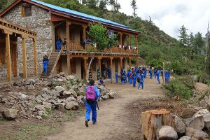 Skolan i Humla
