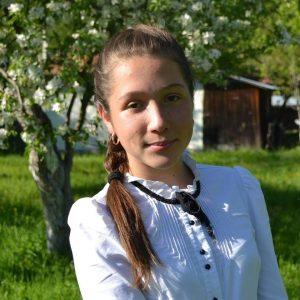 Izabella från Rumänien