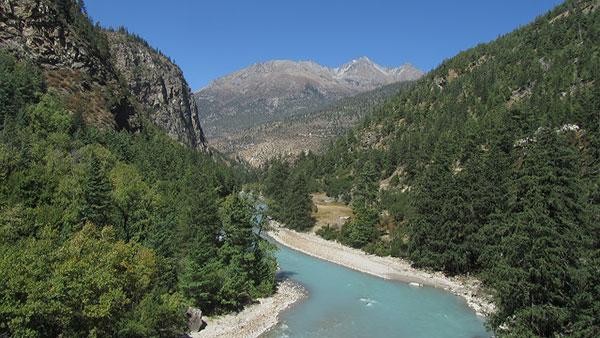 Humla i Nepal