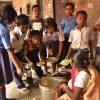 Skollunch Indien