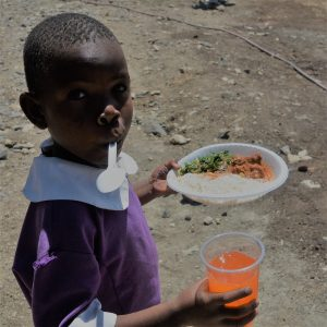 Food Kiotani School Kenya