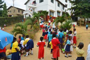 New Hope Skolan Mshmoroni