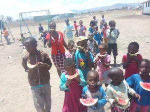 Meloner Fest Lukenya Hills