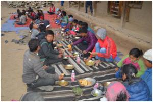 Nepal Humla matdags