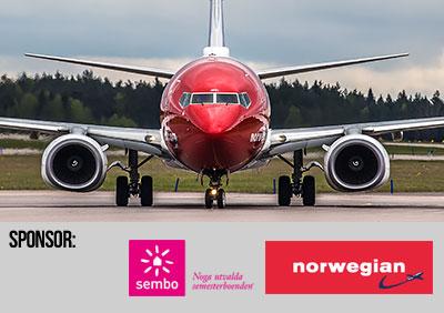 Sembo och Norwegian