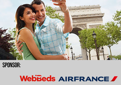 WebBeds AirFrance