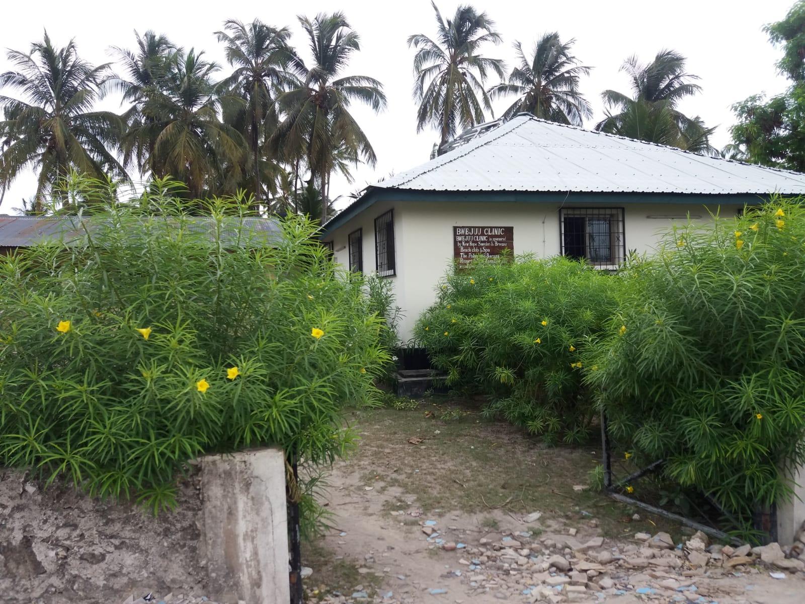Tanzania Bwejuu Medical Clinic Zanzibar