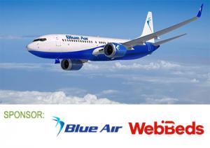 Blue Air och WebBeds