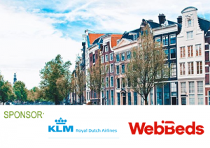 KLM och WebBeds