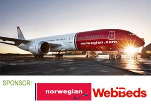 Norwegian och WebBeds
