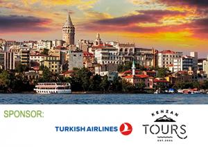 Turkish Airlines och Kenzan Tours