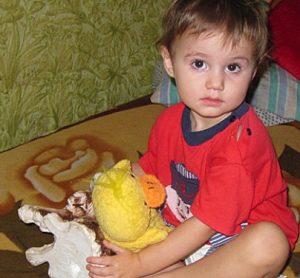 Barn från Ukraina