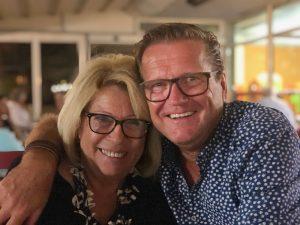 Mary och Andreas