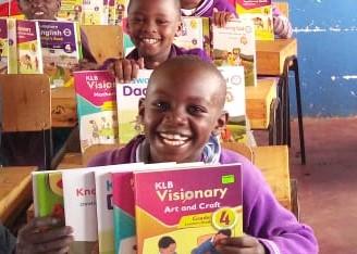 Nya skolböcker