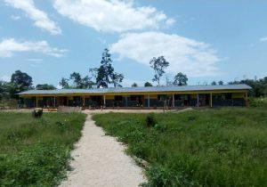 alpha & omega skolan i Ghana