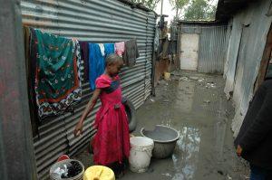 Nairobis slum