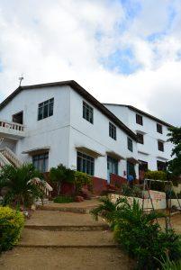 New Hope skolan i Mombasa