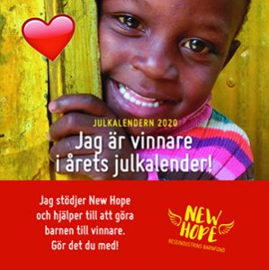 New Hope barnfond jul 2020